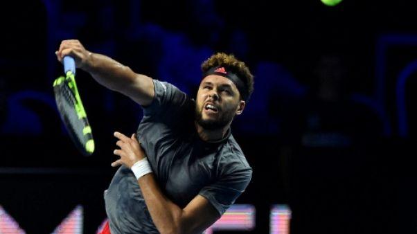 Tennis: Tsonga s'incline aussi en simple à Metz