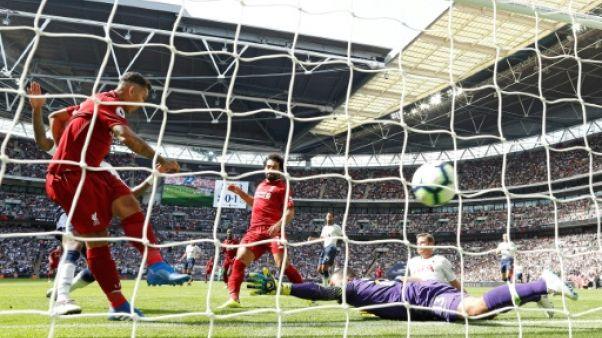 C1: le Paris SG tombe à Liverpool dans les derniers instants