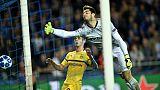C1: Dortmund s'impose sur un but heureux à Bruges