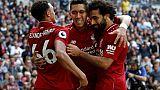 C1: à Liverpool, match fou et défaite logique pour le PSG