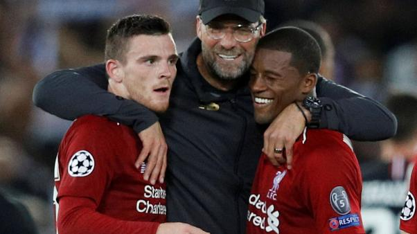 Liverpool manager Klopp hails Sturridge's impressive return