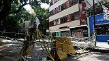 Simulations, messes et manifestations, le Mexique commémore deux séismes meurtriers