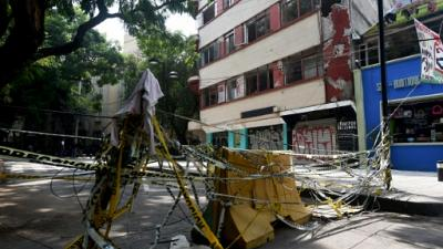 Exercices, messes, manifs: le Mexique commémore deux séismes meurtriers