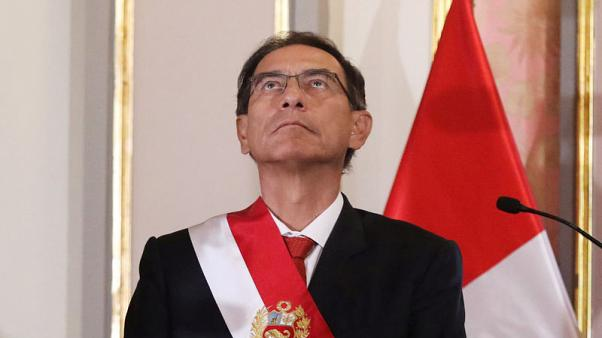 Peru president's call for confidence vote not a power grab - minister