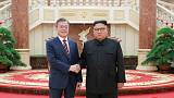 Two Koreas to sign joint statement after summit - Seoul