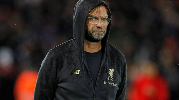 No mountain too high for improving Liverpool - Klopp