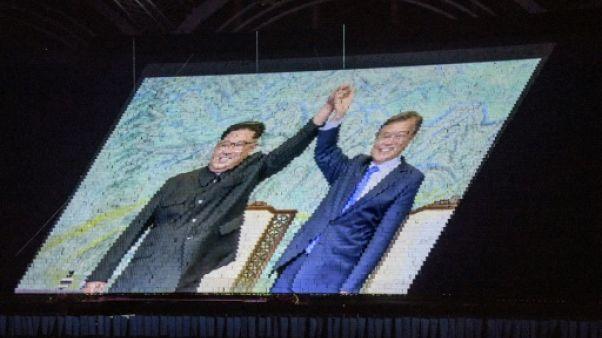 """Kim Jong Un dit qu'il se rendra à Séoul """"dans un avenir proche"""""""