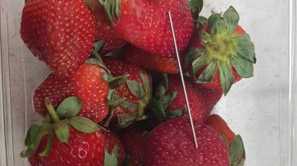 Australia's strawberry needle scare spurs proposal for 15-year jail term