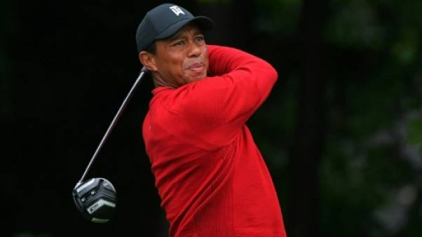 Golf: le retour de Tiger Woods dope les audiences TV