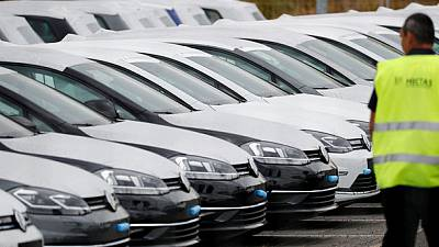 Renault, VW and Fiat Chrysler sales surged before stiffer EU emissions tests