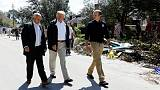 Trump pledges strong federal support for hurricane-stricken Carolinas