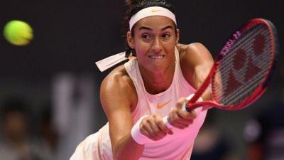 Tennis: Caroline Garcia se qualifie pour les quarts au tournoi de Tokyo