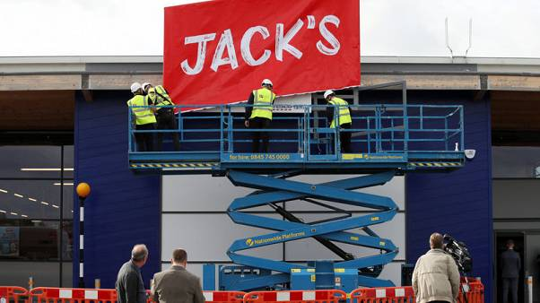 Tesco unveils discounter 'Jack's', to open 10-15 stores in 2019