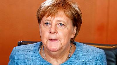 Merkel - Europe should develop its own electric car battery production