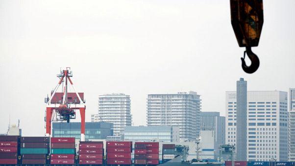 زيادة صادرات اليابان مع نمو الشحنات المتجهة لأمريكا