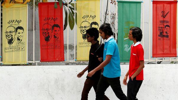 المالديف بصدد إجراء انتخابات الرئاسة وسط انتقادات دولية