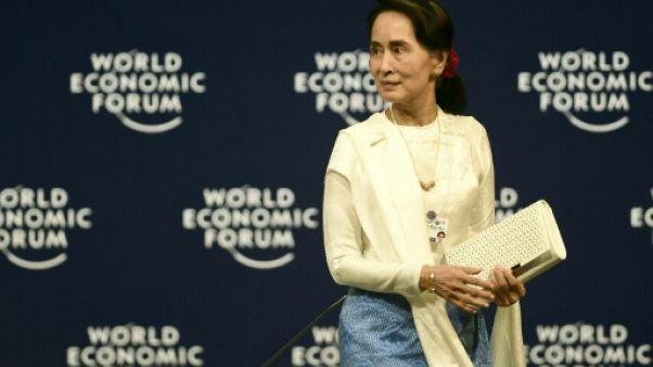 Birmanie: sept ans de prison pour avoir critiqué Aung San Suu Kyi sur Facebook