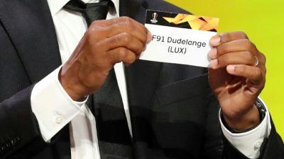 Ligue Europa: Dudelange, petit poucet du Grand Duché, ne veut pas être ridicule