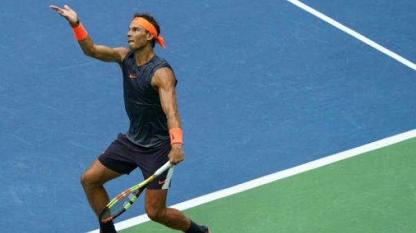 Tennis: Rafael Nadal, blessé au genou droit, renonce à la tournée en Chine