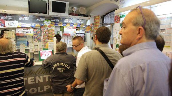 Il Lotto bacia Napoli, 5 mln con il 18