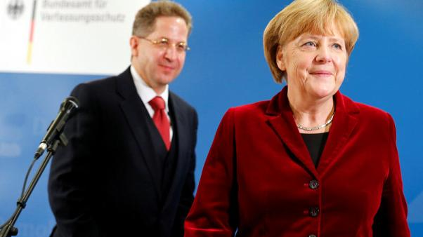 Merkel coalition slides into 'permanent crisis mode' with spy row
