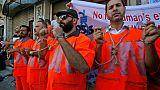 Gaza: des milliers de personnes dénoncent les licenciements à l'agence des réfugiés