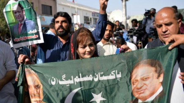 Pakistan: un tribunal ordonne la libération de l'ex-Premier ministre Sharif