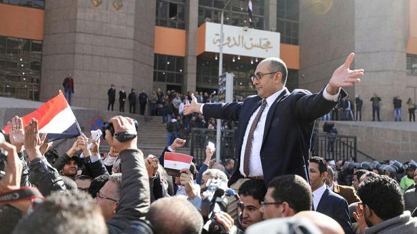 محكمة مصرية تؤيد حبس المعارض البارز خالد علي 3 أشهر وتوقف التنفيذ