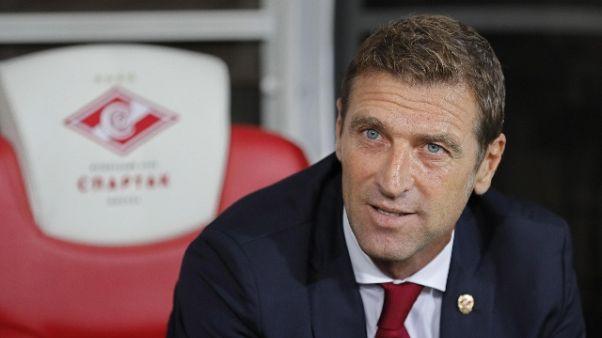 Spartak, 2 calciatori a casa per un like