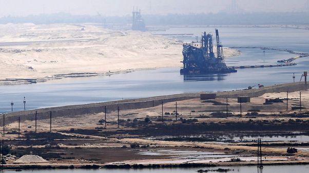 موقع حكومي: ارتفاع إيرادات قناة السويس المصرية إلى 502.2 مليون دولار في أغسطس