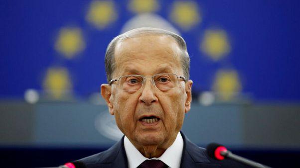 الرئيس اللبناني: الشائعات السلبية بشأن الاقتصاد تضر بالبلاد
