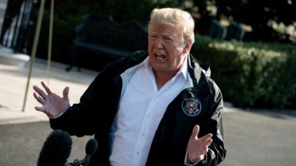 Cour suprême: Trump s'impatiente et change de ton