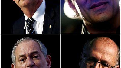 Divisive Brazil election careens into 'dangerous' polarization