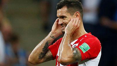 Croatia charges Liverpool's Lovren with false testimony