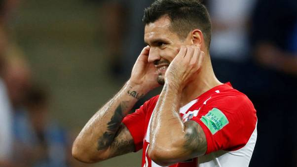 Croatia charges Liverpool's Lovren with false testimony