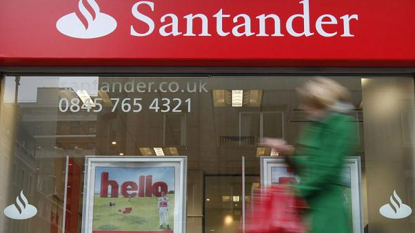 Santander shifts assets out of London to ring-fence UK unit