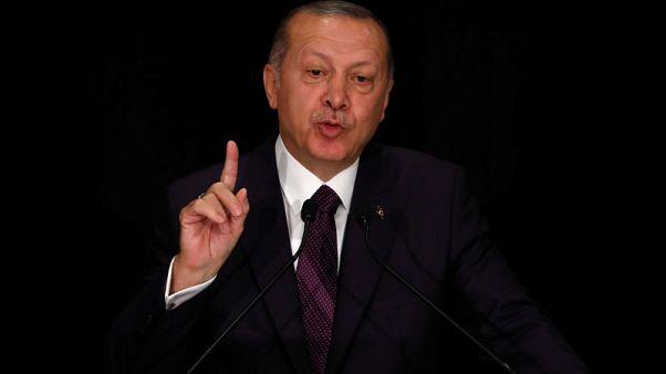 أردوغان: العلاقات الأمريكية التركية ستتعزز بالاستثمار والتجارة