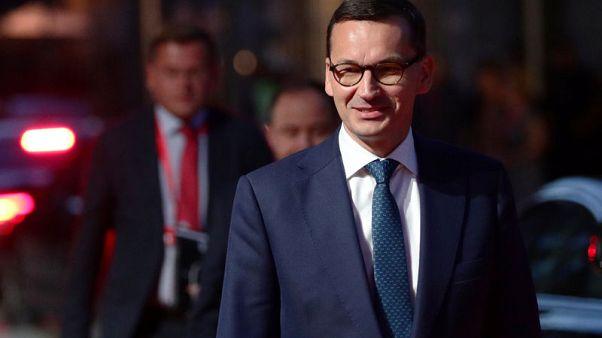 Polish PM says had 'good' meeting with Supreme Court head
