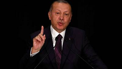 Turkey, U.S. relations will strengthen with investment and trade - Erdogan speech text
