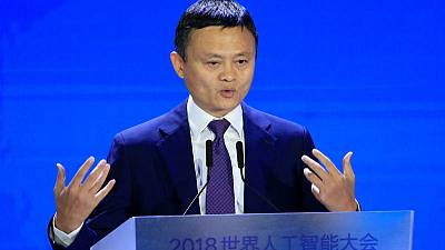 Alibaba's Jack Ma says can't meet promise to create 1 million U.S. jobs - Xinhua