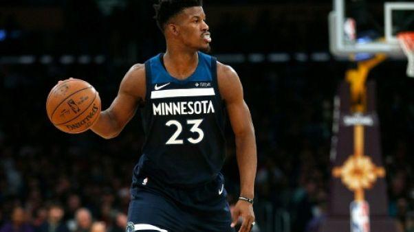 NBA: Jimmy Butler veut quitter Minnesota