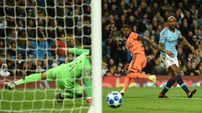 Ligue des champions: Lyon crée l'exploit sur le terrain de Manchester City 2-1