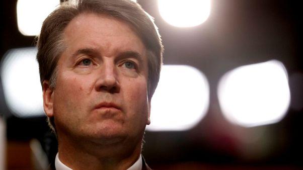 ترامب يدافع عن مرشحه لرئاسة المحكمة العليا من تهمة الاعتداء الجنسي