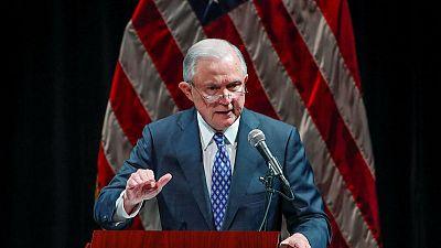 Sessions limits U.S. judges' ability to dismiss deportation cases