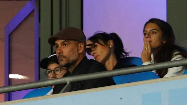 With Pep in the stands, City pay heavy price for errors