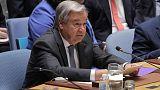 متحدث: الأمين العام للأمم المتحدة يرحب بنتائج القمة بين الكوريتين