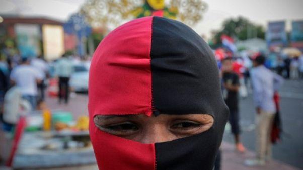Nicaragua: des milliers de partisans d'Ortega manifestent à Managua