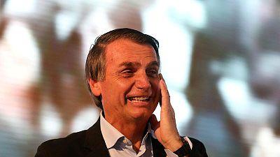 Bolsonaro at 28 percent, leftist Haddad surges to 16 percent - Brazil election poll