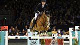 Jeux équestres mondiaux: l'équipe de France de saut d'obstacles à l'affût