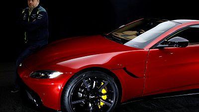 Aston Martin speeds ahead with up to £5 billion October IPO